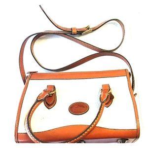 Vintage Dooney & Bourke Crossbody Bag Small